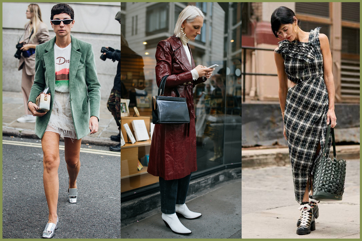 6 Shoe Trends in Fashion Week