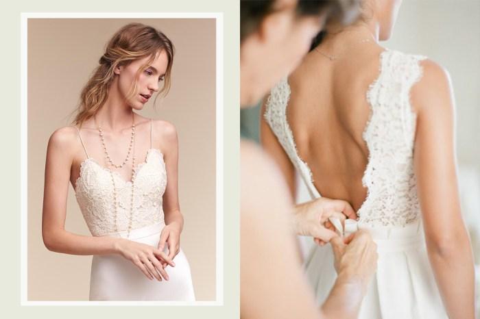 嬌小女生也可以當氣質新娘!為妳搜羅 12 款不同風格的「顯高」婚紗