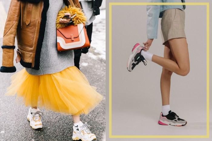 別再說它「醜」了!這 10 對高顏值的 Dad Sneakers,會令你忍不住想掏出荷包
