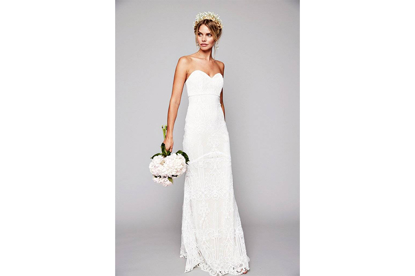 Stone Cold Fox Market Gown