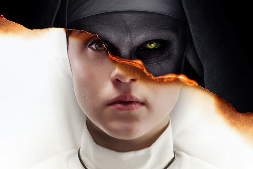 The Nun Star Bonnie Aarons