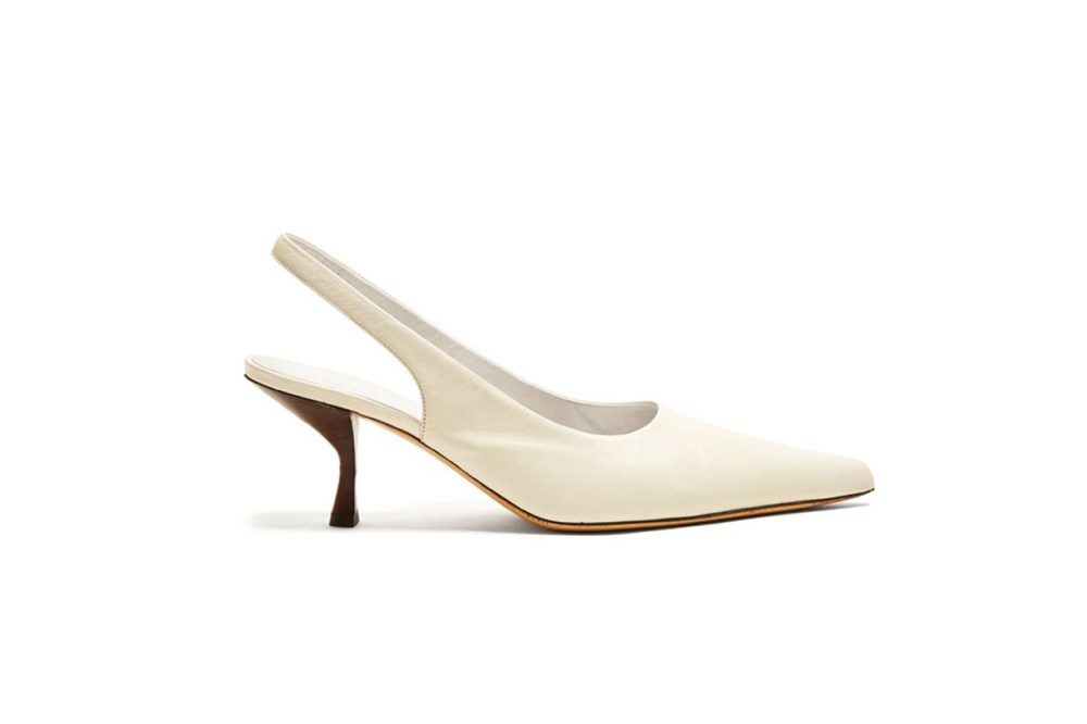 The Row Bourgeoise Pumps