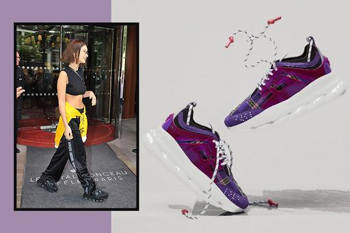 一雙好的運動鞋可以賜你更修長的身形!女星們穿起的這對 IT Shoes 就是最佳範例