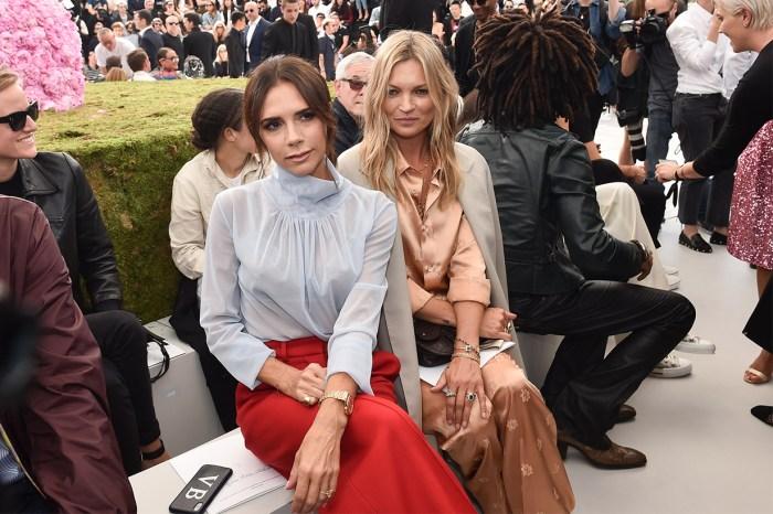 #LFW:Victoria Beckham 邀請兩位特別的模特走秀,她們在一眾年輕臉孔之間依然美麗!