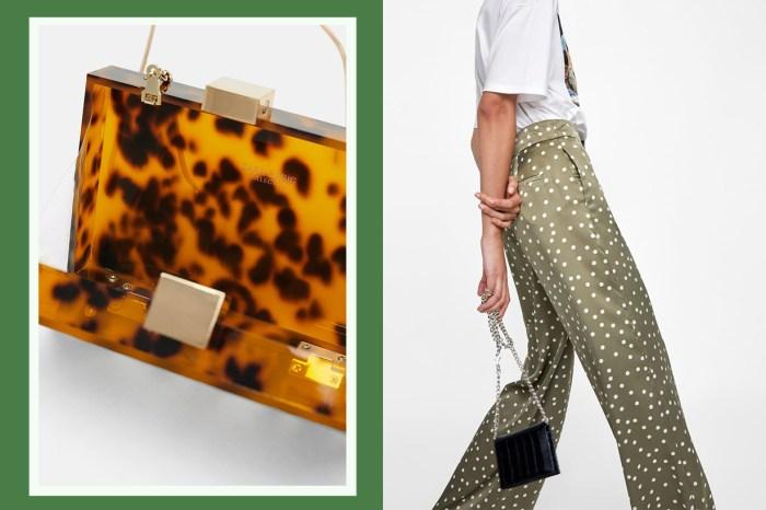 最值得入手的 Zara 新季手袋,全都不用 HK$ 460 就可買到!