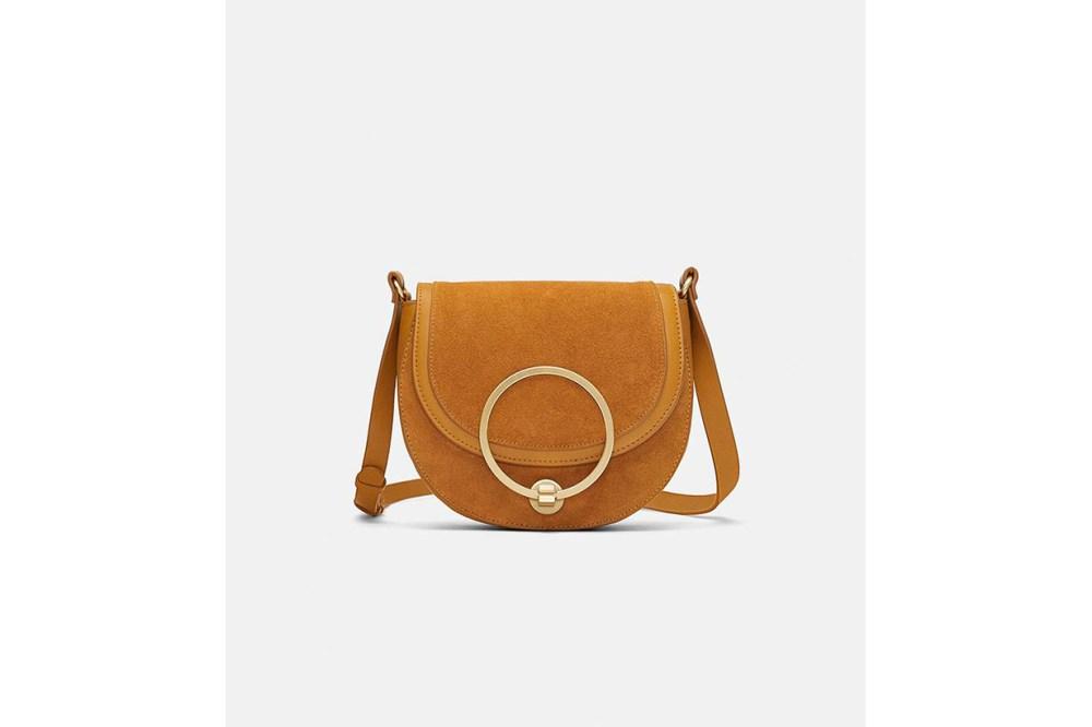 Zara Split Crossbody Bag