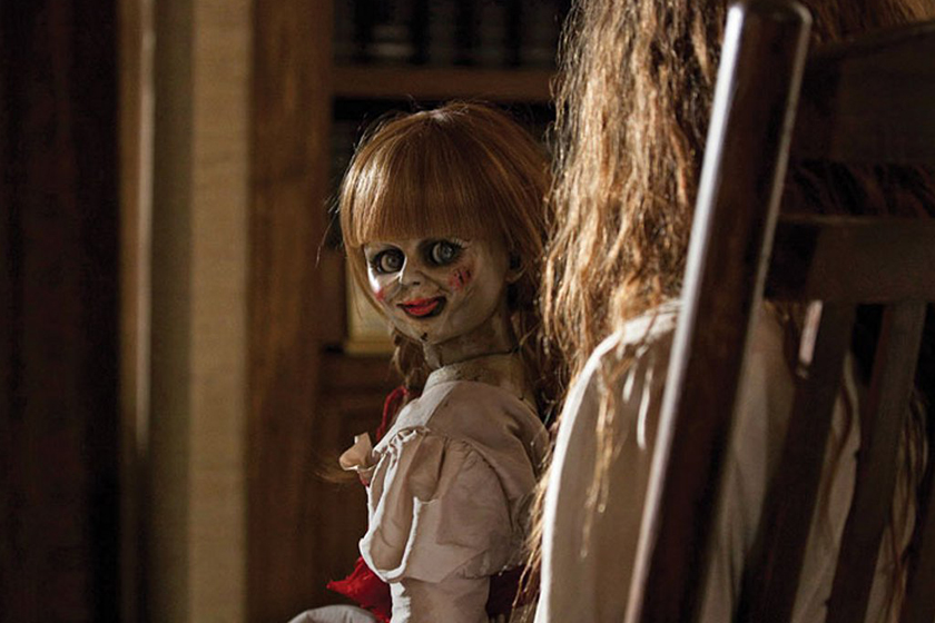 annabelle 3 the conjuring series james wan