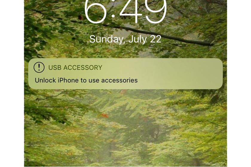 apple ios12 hidden security settings