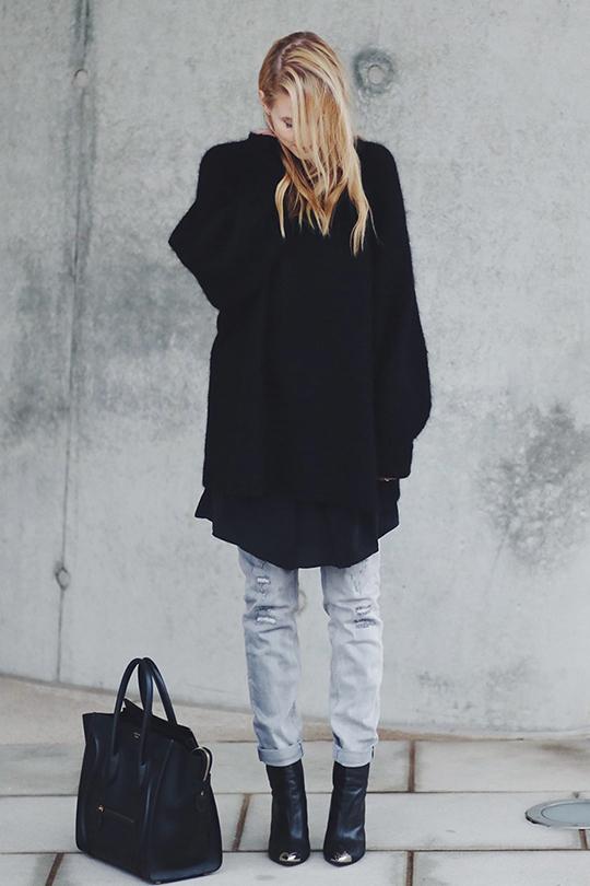 autumn winter minimalist-fashion-outfit idea