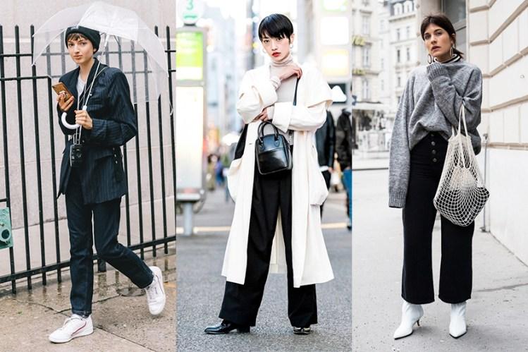 初秋簡約穿搭靈感 50+:向時尚達人偷師,簡約單品也可穿出新鮮感!