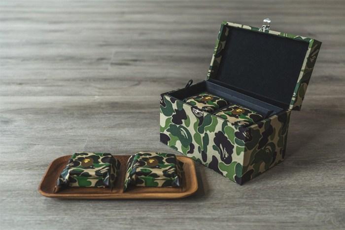 史上最潮月餅!BAPE x 謝霆鋒推出別注中秋節月餅禮盒!