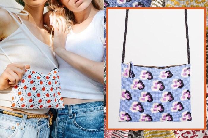 今年喜歡穿珠包的話,你不得不認識這個在 Instagram 爆紅的品牌!