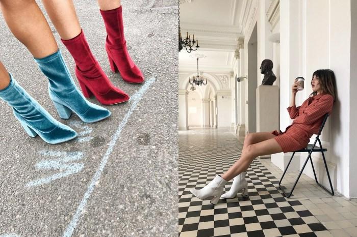無論是學生還上班族,這裡有包準會讓你失心瘋的 15+ 秋季靴款選擇!