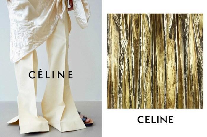 Céline 換上全新 Logo:Phoebe Philo 年代正式終結,Hedi Slimane 即將發佈首個系列!