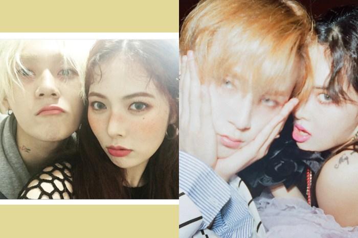 雪藏也不夠!Cube Entertainment 宣佈解僱公開戀情的泫雅跟 E'Dawn 二人!