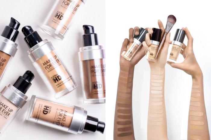 Make Up For Ever 為自家熱賣的粉底液推出了新版本,讓小資族更沒負擔!