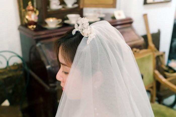 #POPBEEbash : 第十三回「 POPBEE x INSINUO Bridal 」蕾絲頭紗工作坊,創造最具意義的新娘飾品