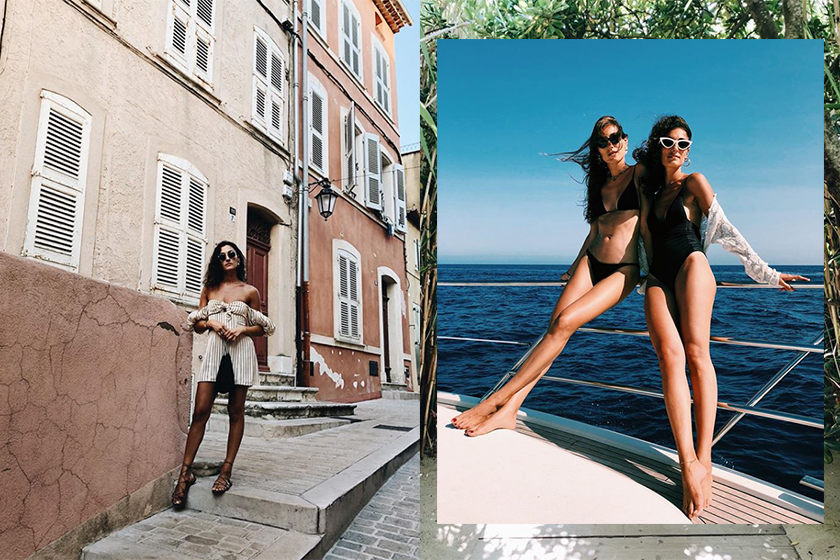instagram posing trends from Allyson Payer