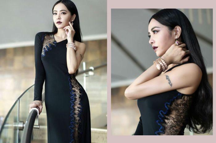 米蘭時裝週突發好消息:蔡依林正式成為這個「奢侈品牌」代言人!