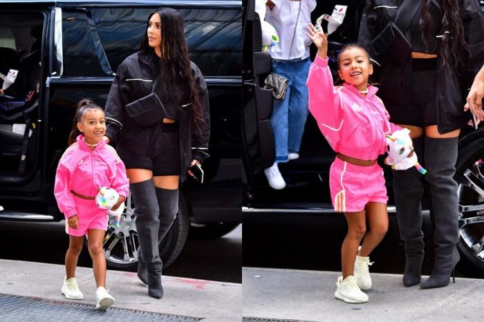 因為 Kim Kardashian 跟女兒隨便說的一句謊,就造就了新一代 Yeezy Boost 350 的誕生!