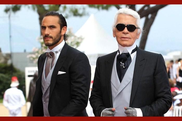 時尚功力能傳染嗎?Karl Lagerfeld 的帥氣保鑣竟然當起了設計師推出時裝系列!