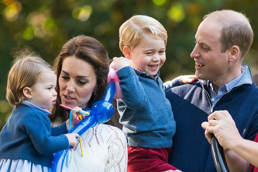 kate middleton prince william children normal lives