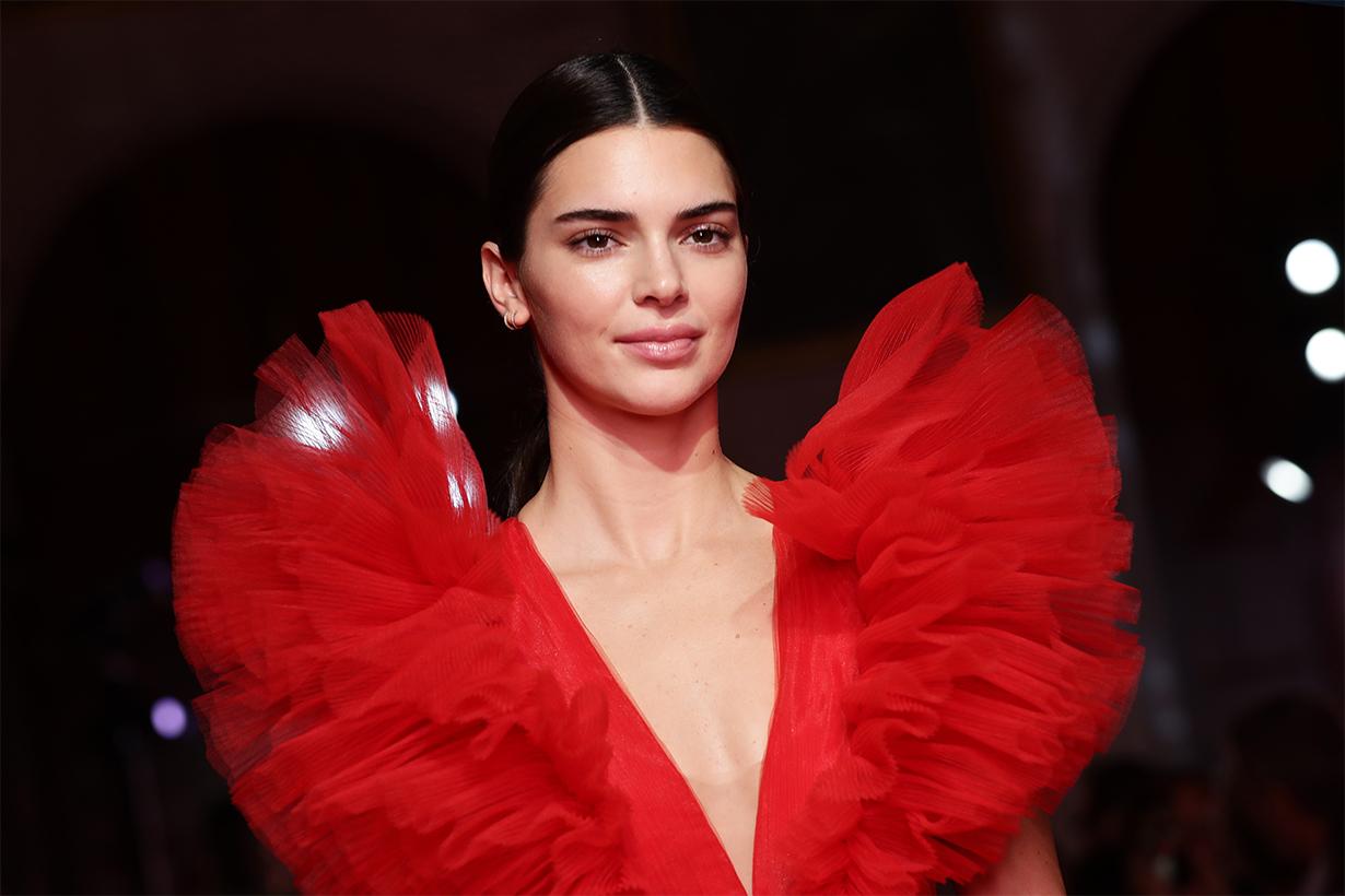 Kendall Jenner isn't walking any New York Fashion Week shows this season