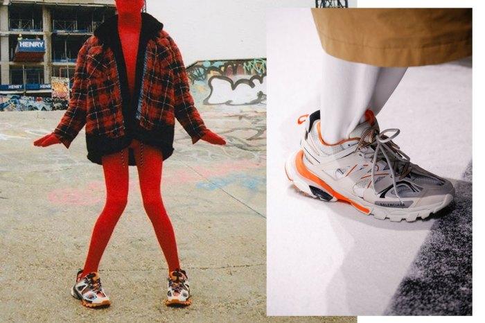 Balenciaga 新一代老爹鞋 9.24 開賣!運動也要潮住做