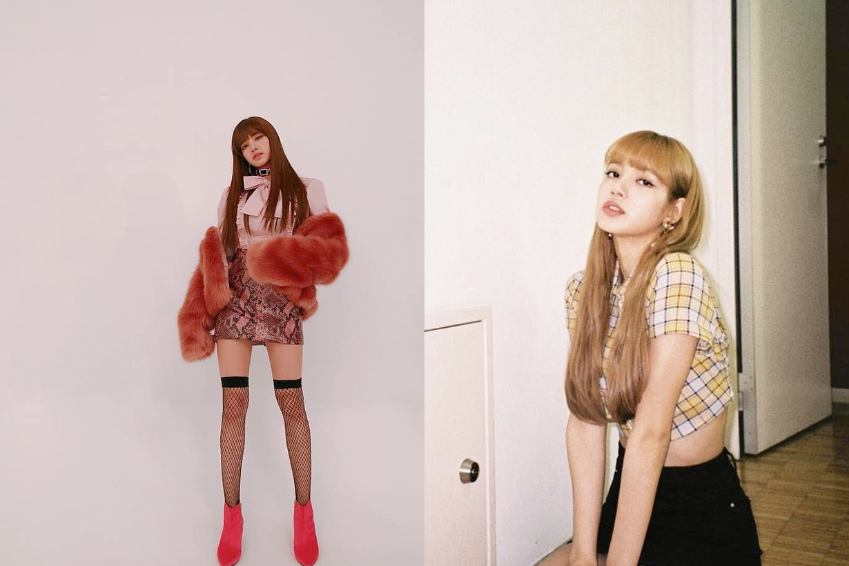 blackpink lisa actual weight reveal too thin