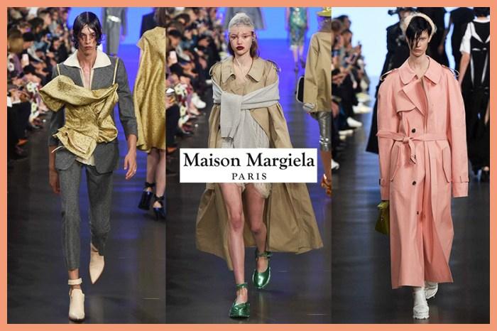 #PFW:在 Maison Margiela 的世界裡,時尚並沒有男女之分