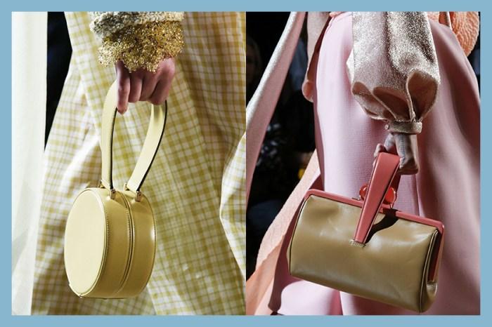 #NYFW:夢幻的荷葉邊設計雖美,但我們更愛 Marc Jacobs 的一系列復古手袋!