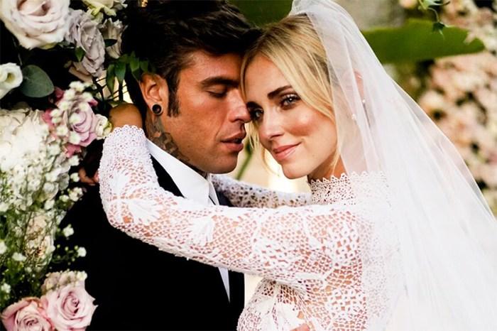 網紅時代來了!Chiara Ferragni 的時尚婚禮竟然比皇室婚禮影響力更大!