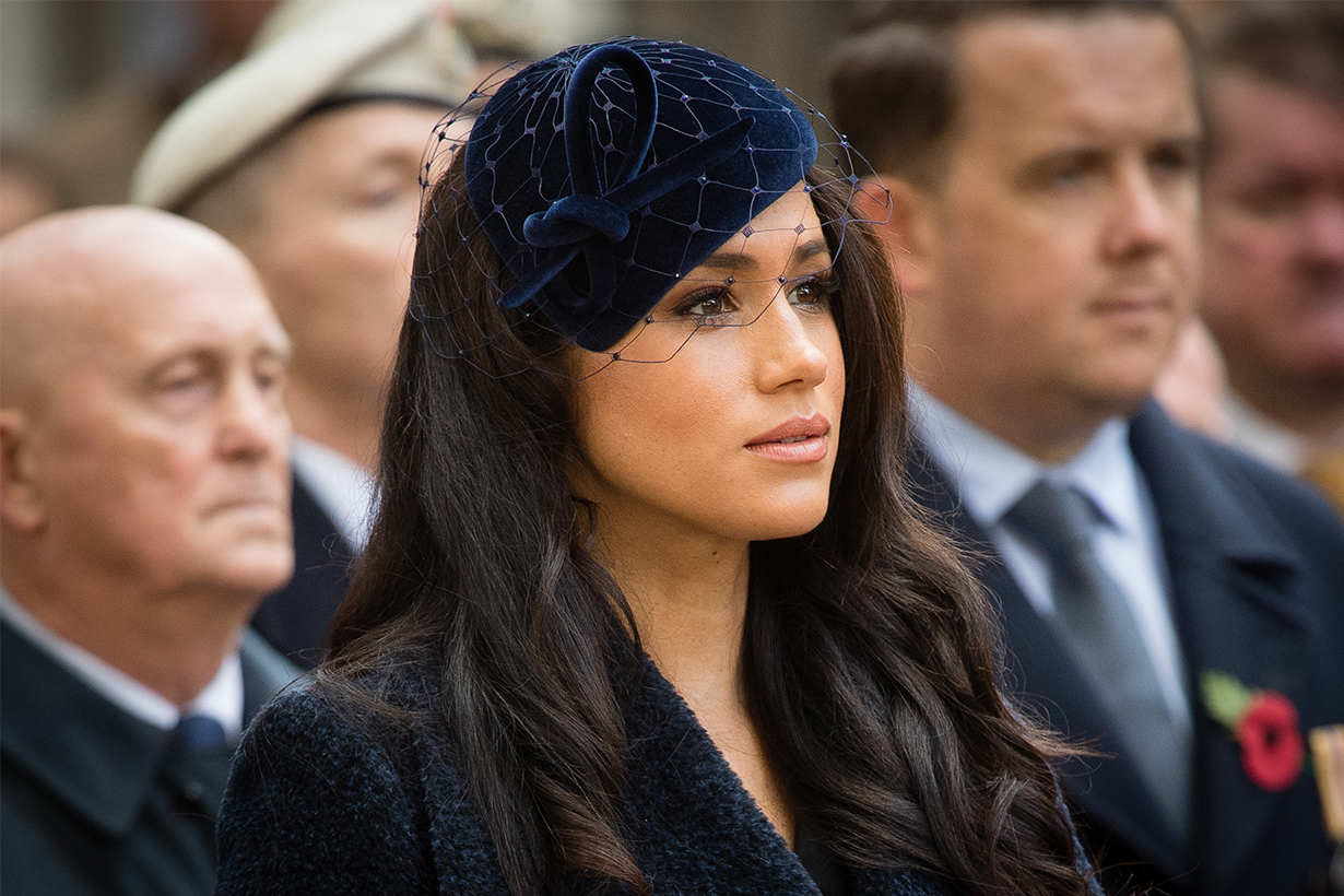 Meghan Markle Reportedly Doesn't Know Who to Trust In Her Friend Group