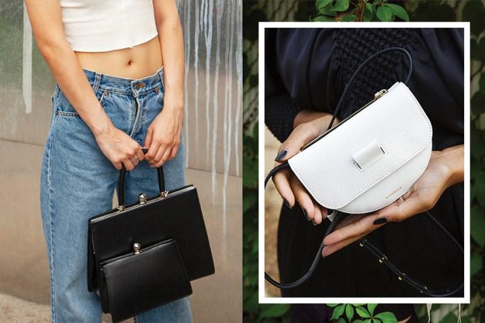 5 個簡約小眾手袋品牌:比得上大牌的高質設計,價錢卻親民得多!