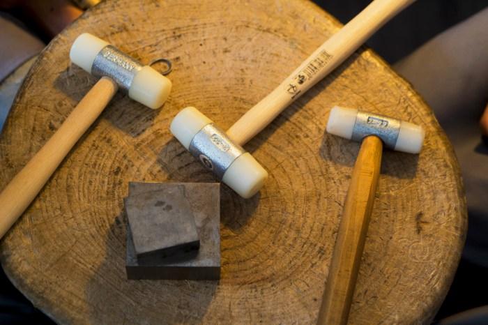 #POPBEEbash : 「 POPBEE x Ody 」手造純銀戒指工作坊,體驗銀匠設計背後手工!