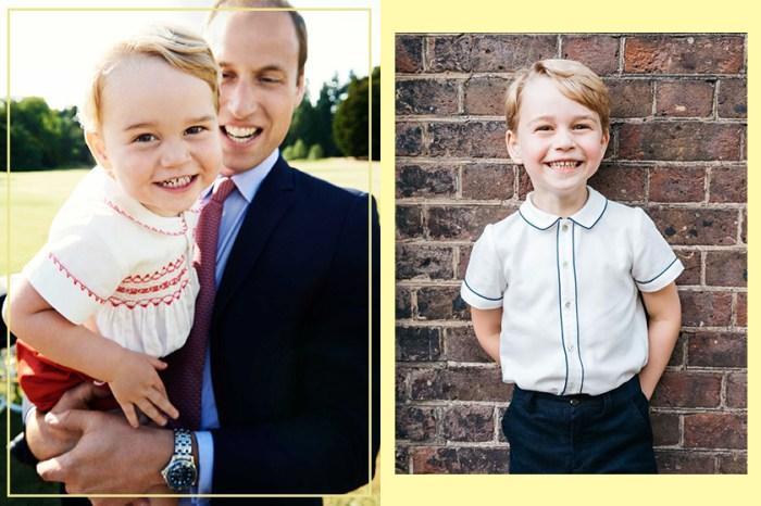想不到跟喬治小王子說生日快樂,原來會收到英國皇室的「回禮」!