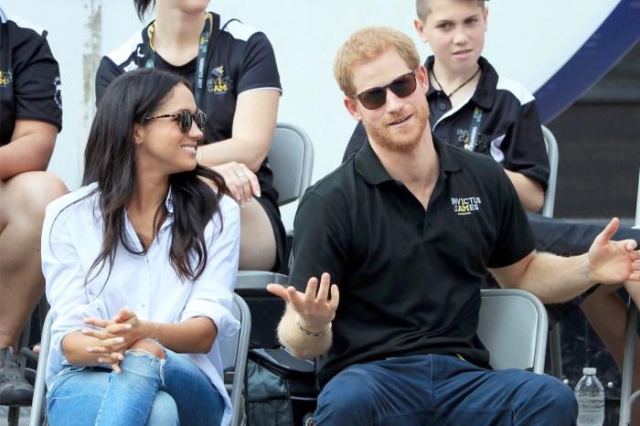 最暖男朋友無誤!哈里王子跟梅根拍拖時,經已送上了這麼有心思的定情信物!