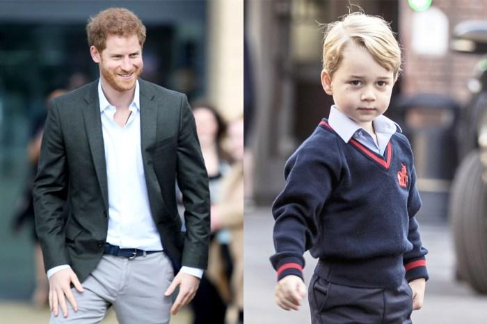 相差 28 歲的哈里王子和喬治王子有什麼共同點?他們都喜歡這套迪士尼卡通!