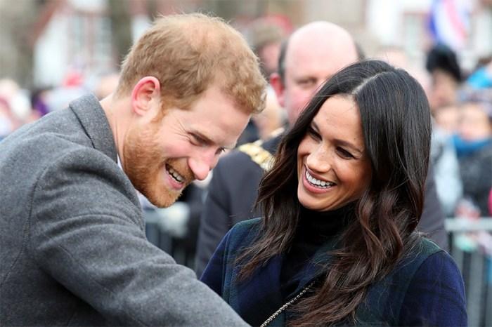 世紀暖男無誤!哈里王子對妻子做的這個小舉動,融化不少人的心!