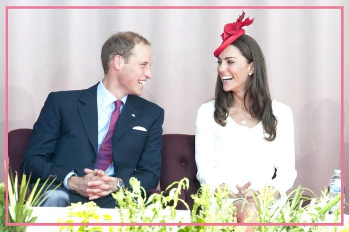 凱特王妃優雅的笑容背後是?威廉王子:「其實她有很頑皮的幽默感!」