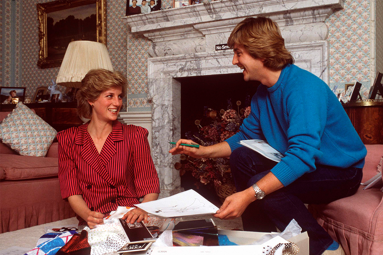 Unseen Letter Reveals Princess Diana Strict Wardrobe Rules