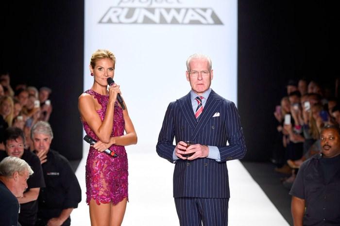 又一個時尚迷的回憶將告結,Heidi & Tim 宣佈離開《Project Runway》
