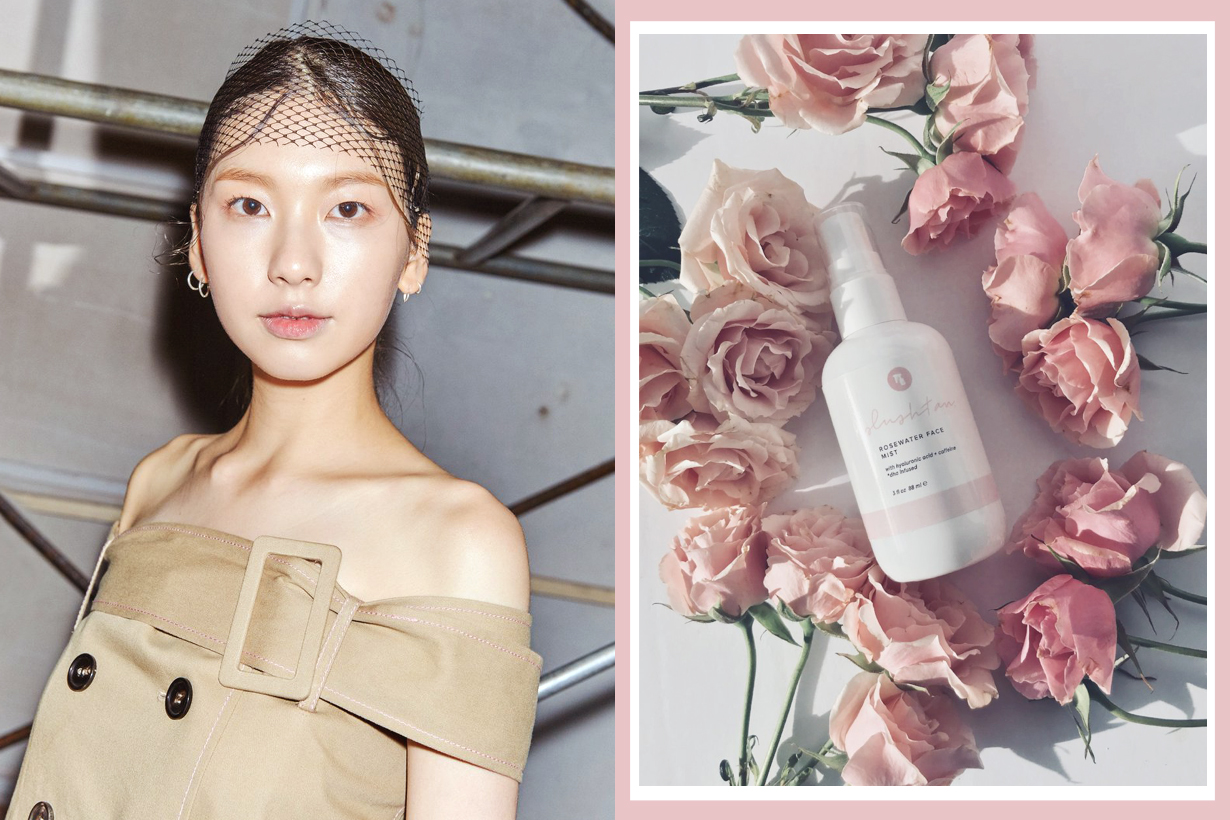 Rose Water skincare tips toner mask moisturizing mist shampoo conditioner razor burn body lotion