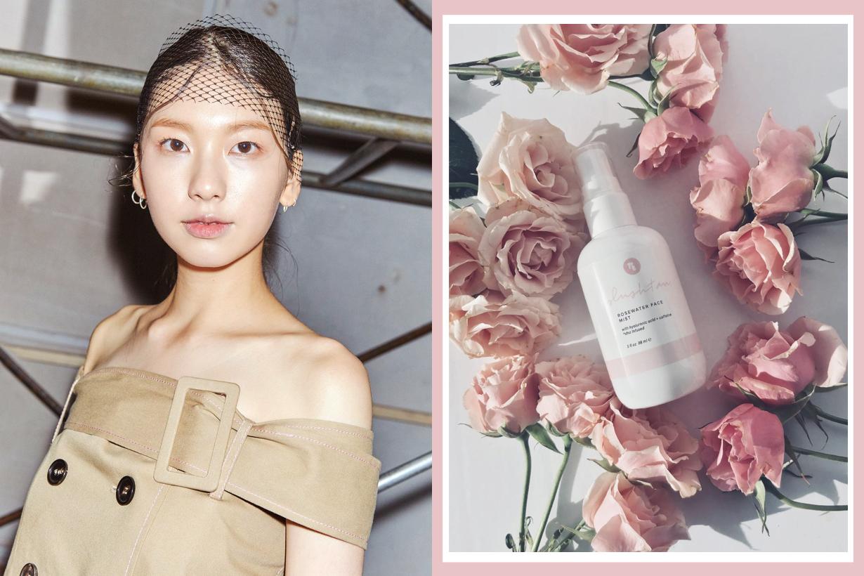 Rose Water skincare tips toner mask moisturizing mist shampoo conditioner razor burn body lotion