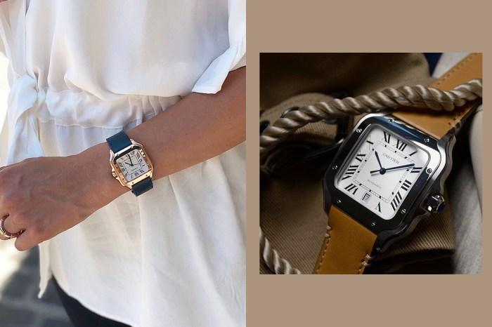 Cartier 有支女錶區找不到的隱藏腕錶,但卻是內行人口中最經典的一款!
