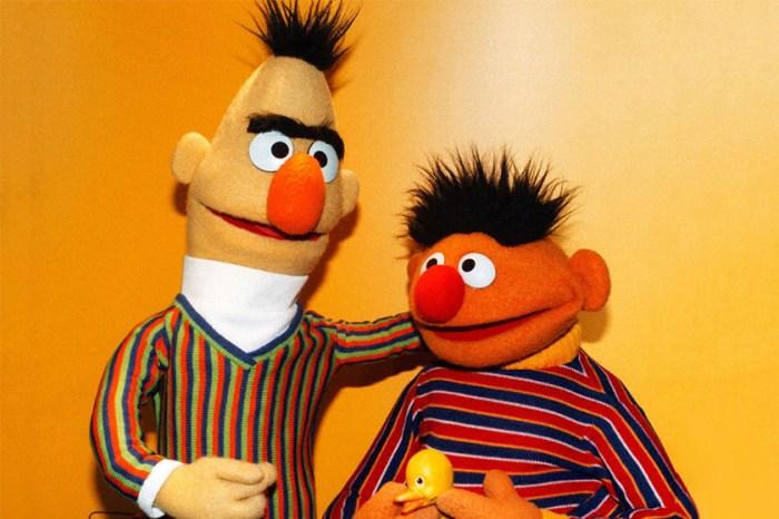 終於勇敢出櫃!《芝麻街》作者承認 Bert 和 Ernie 是同性戀情侶!