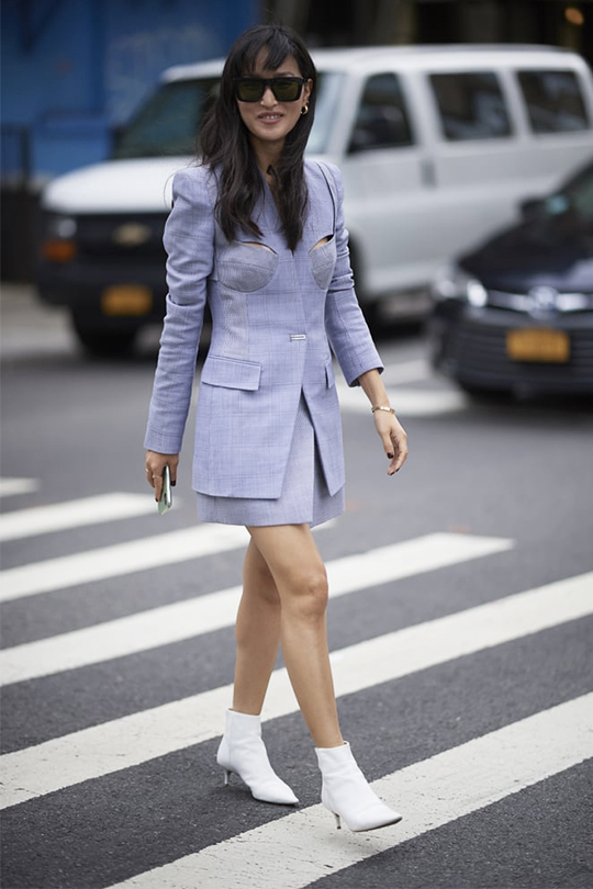 Skirt-Suit trend Kate Middleton