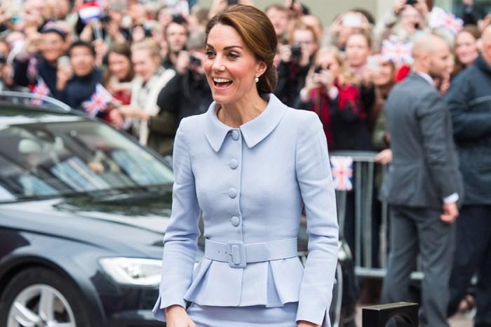 #NYFW:備受時尚達人力捧的這個潮流,竟然是由凱特王妃帶起?