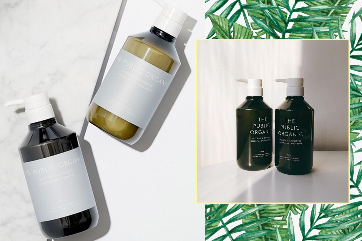 the public organic japanese shampoo brand hair