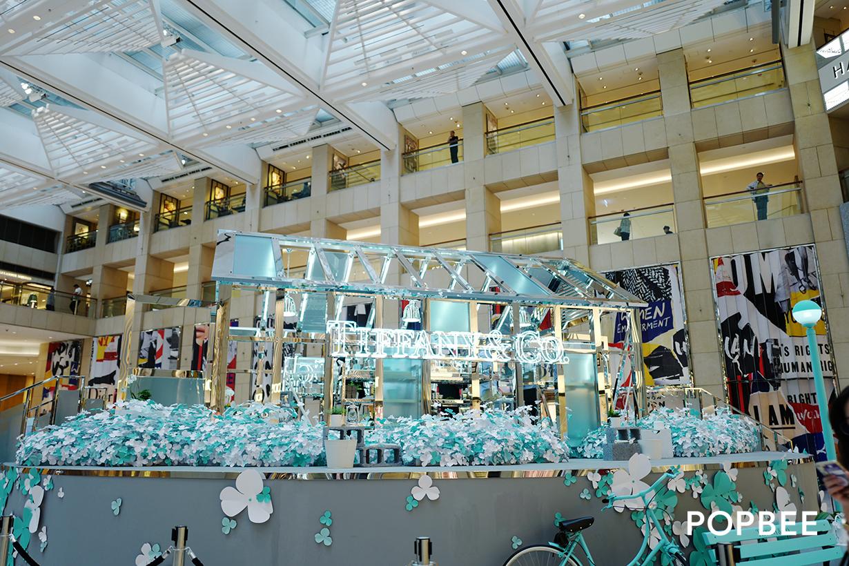 Image of 最時尚的溫室!這 Tiffany Blue 的小屋子實在太美了